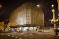 Он новый этап национального театра в Праге Стоковая Фотография RF