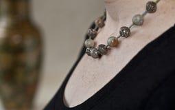 опал ожерелья Стоковая Фотография