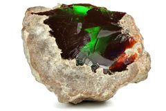 Опал шоколада Стоковые Фотографии RF