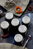 Опарникы года сбора винограда Стоковое Фото