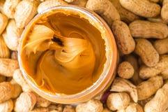 Опарник арахисового масла Стоковые Изображения RF