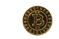 Опарник вполне Bitcoin Стоковые Фотографии RF