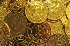 Опарник вполне Bitcoin Стоковые Изображения