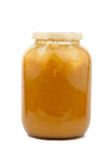 Опарник меда Стоковая Фотография