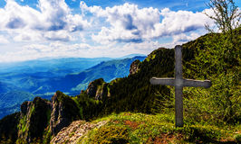 Опасная гора Стоковые Изображения