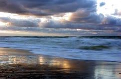Опасное море Стоковые Фотографии RF