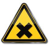 Опасность вредных веществ бесплатная иллюстрация