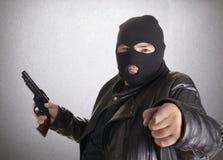 Опасность похитителя стоковые фотографии rf