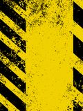 опасность 8 eps grungy stripes несенная текстура иллюстрация вектора