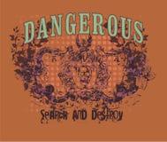 опасно Стоковая Фотография RF
