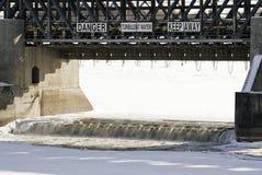 опасные воды Стоковая Фотография RF