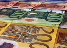 опасные деньги Стоковые Изображения