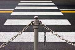 Опасные дороги Стоковое Фото