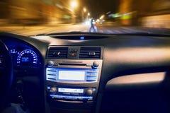 Опасный избыток скорости Стоковое Изображение RF