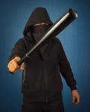 Опасный человек стоковые изображения rf
