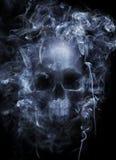 Опасный дым Стоковая Фотография