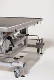 Операционный стол для животных Стоковое Фото