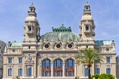 опера Монако части более garnier Стоковая Фотография