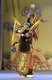 Опера оружи-Пекина Overlord: Прощание к моей содержанке Стоковая Фотография