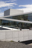 опера Осло Норвегии дома Стоковое Фото