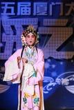 опера Пекин фарфора Стоковое фото RF