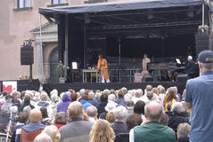 опера празднества copenhagen Дании Стоковое Изображение