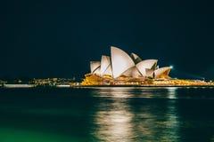 опера Сидней дома Австралии стоковые фото