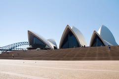 опера Сидней дома Стоковое Изображение RF
