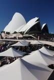 опера Сидней дома Стоковая Фотография