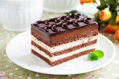 Опера торта стоковое изображение rf