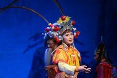 Опера традиционного китайския Стоковое Изображение