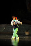 Опера Цзянси женщины национальности Tujia безмен Стоковая Фотография