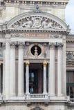 Опера de Париж Garnier Стоковое фото RF