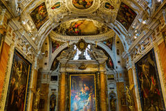 Опера Dell Museo в Сиене, Италии Стоковая Фотография RF