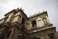 Оперный театр Будапешта Стоковые Изображения RF