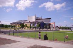 Оперный театр в Гётеборге Стоковые Фото
