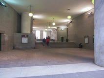 Оперный театр Генуя Carlo Felice Стоковое фото RF