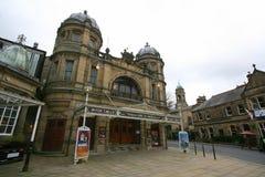 Оперный театр городка Buxton стоковое фото
