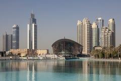 Оперный театр Дубай стоковые фото