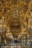 Оперный театр Парижа стоковая фотография