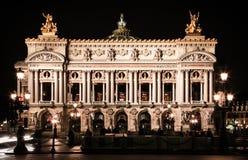 Оперный театр Париж Стоковые Фото