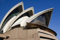Оперный театр Сиднея - Австралия Стоковые Изображения RF