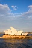 Оперный театр Сиднея, Новый Уэльс, Австралия Стоковое фото RF