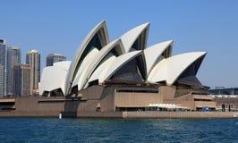 Оперный театр Сиднея Стоковое Изображение RF