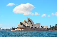 Оперный театр 4 Сиднея Стоковая Фотография
