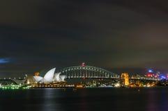 Оперный театр Сиднея Стоковая Фотография RF