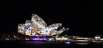 Оперный театр Сиднея Стоковая Фотография