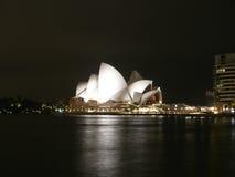 Оперный театр Сиднея стоковое фото