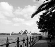 Оперный театр Сиднея Стоковое фото RF