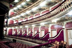 Оперный театр Belem Стоковые Фотографии RF